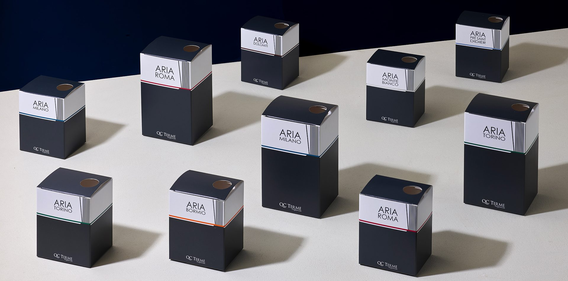 Stampa di packaging e scatole personalizzate